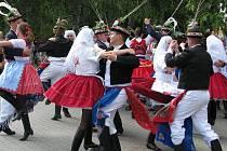 Foto z milotického festivalu 2009.