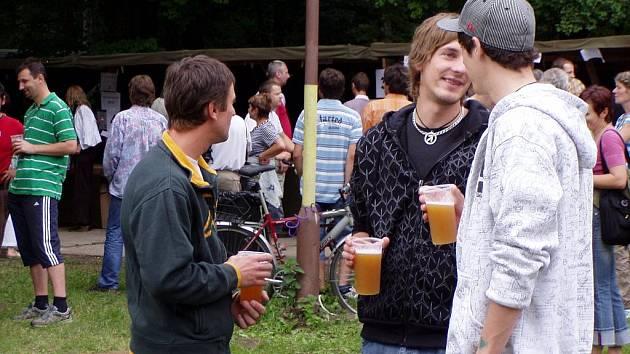 Pivní slavnosti ve Bzenci