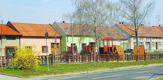 Obec Hovorany.