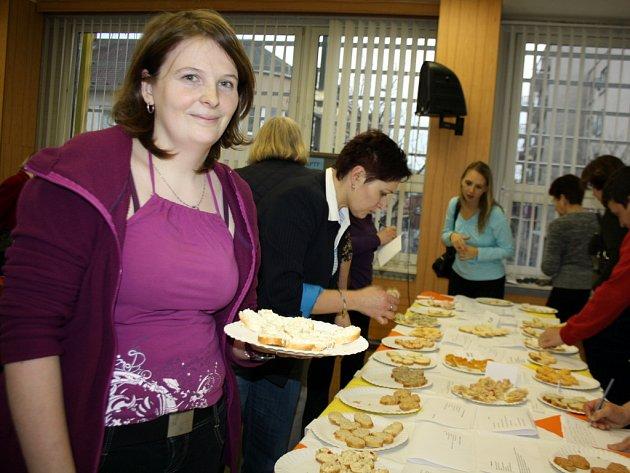 Hodonínská městská knihovna uspořádala první ročník Pomazánkobraní.
