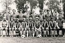 Žáci Baníku Ratíškovice získali před čtyřiceti lety na mistrovství republiky senzační bronz. V Opavě prohráli pouze se Slavií Praha.