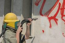 Boj s grafiti