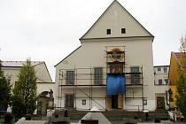Kyjovský kostel v posledních letech prochází mnoha opravami.
