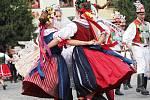 V Kyjově vrcholí přípravy na nejstarší folklorní festival Slovácký rok. Uskuteční se v půlce srpna. Pořadatelé očekávají 30 tisíc návštěvníků.