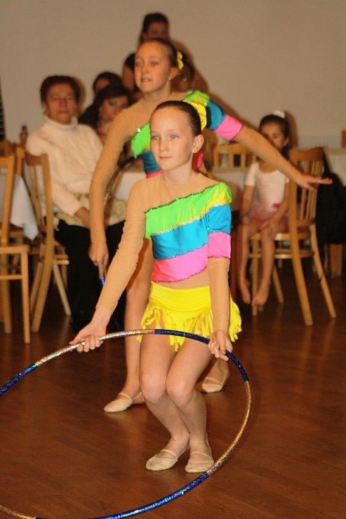 Vedení slováckého klubu GyTa Kyjov ocenilo mladé členky a vyhlásilo nejlepší trenérku a gymnastku roku 2015. Akce se uskutečnila v kyjovském městském kulturním středisku.