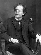 Gustav Mahler asi v roce 1909.