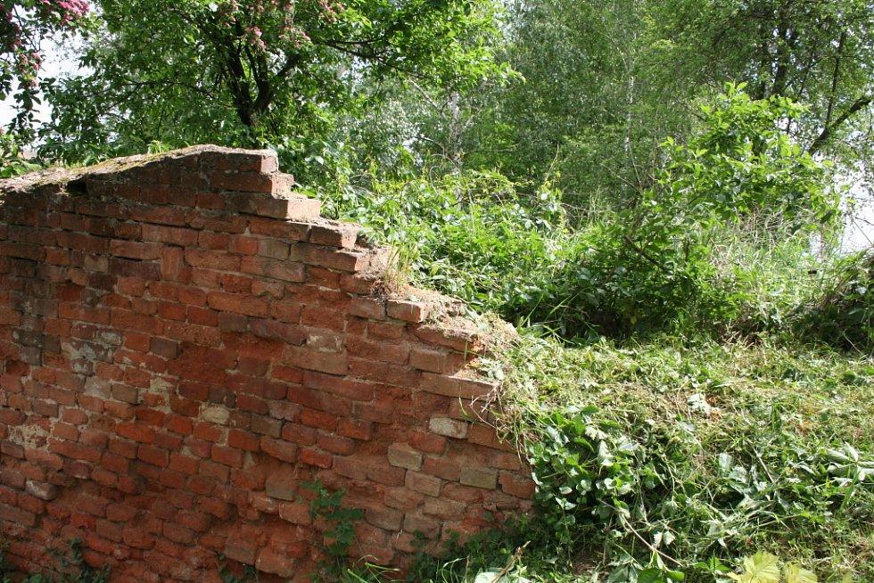 Obnovení poslední terasy unikátní zahrady