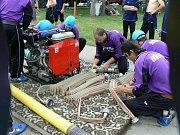Dobrovolní hasiči z Vlkoše
