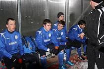 Fotbalisté Slovácka v Dubňanech porazili Břeclav