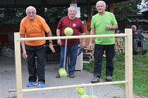 Hodonínská pobočka Svazu důchodců České republiky uspořádala oblíbené sportovně-společenské odpoledne.