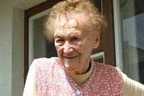 Juliana Vašíková z Prušánek na Hodonínsku oslavila 106 narozeniny. Stala se tak nejstarší obyvatelkou Jihomoravského kraje.