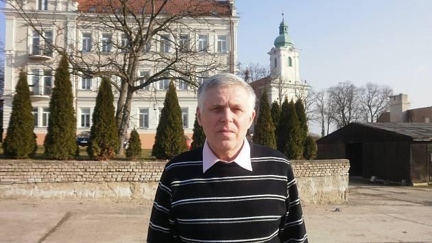 Starosta Bzence Pavel Čejka.
