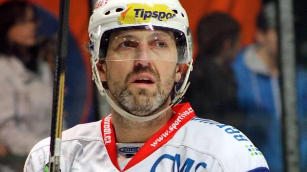 Zkušený obránce Berouna Jaroslav Nedvěd se do Hodonína vrátil po pětadvaceti letech.