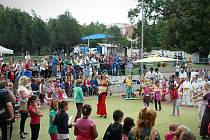 Ukázky sportovních činností na minulém ročníku Kyjovského dětského sportovního koktejlu byly u návštěvníků velmi oblíbené.