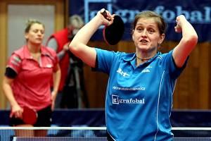 Lenka Harabaszová slavila s Hodonínem čtyři extraligové tituly.
