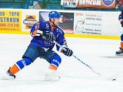 Hodonínští hokejisté přišli ve druhé lize o domácí neporazitelnost, ostudné porážce 3:7 s Kopřivnicí nezabránil ani zkušený obránce Petr Pokorný.