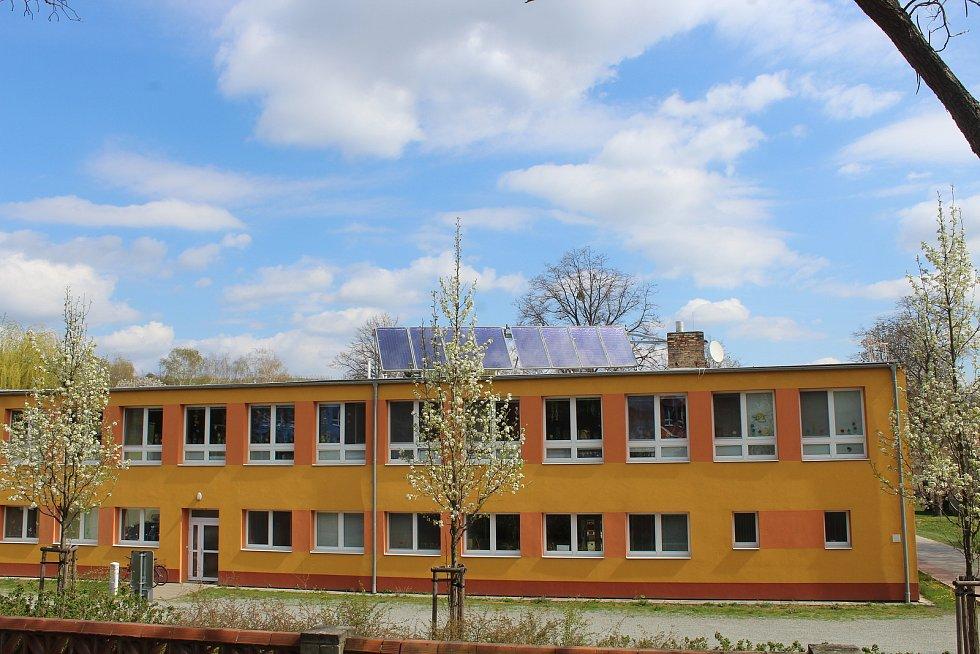 Mateřská škola v Čejkovicích.