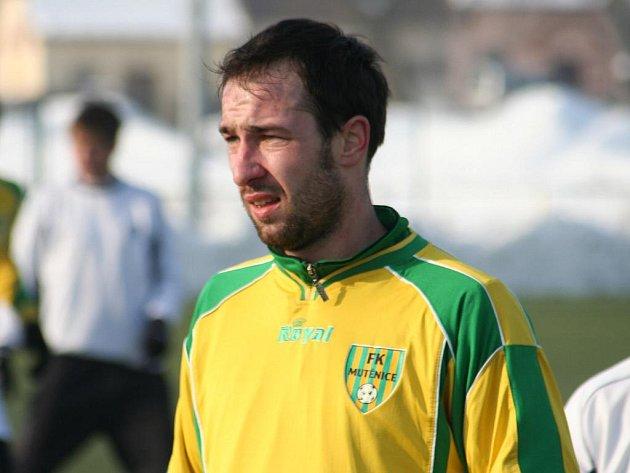 Dalibor Koštuřík (FK Mutěnice)