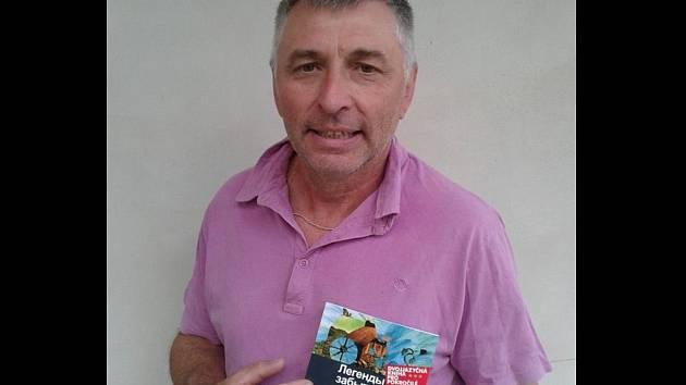 Wladimir Abramuszkin vydal novou, dvojjazyčnou knihu Legendy zapomenutého mlýna.