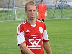 Fotbalisté Blatnice budou i v příští sezoně I. A třídy skupiny B spoléhat na zkušeného záložníka Jana Cíchu.