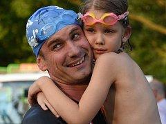 Hodonínský plavec Marek Jedlička se pokusí zdolat Baťův kanál.