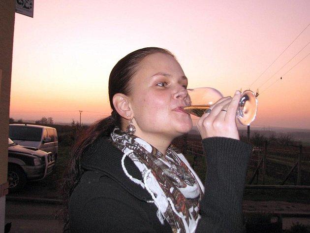 První ročník vinařských Martinských Šidlen.