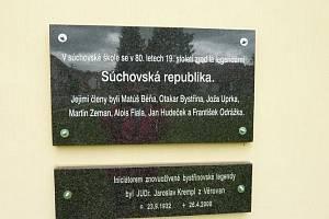 Vzpomínka na Súchovskou republiku