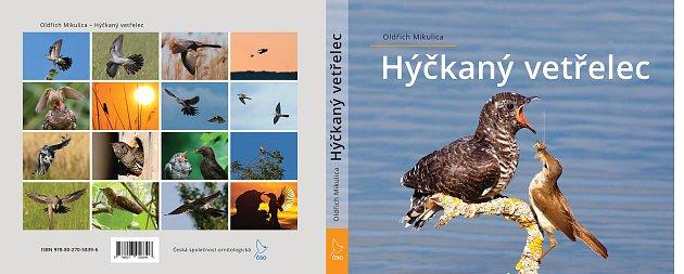 Přebal nové knihy Oldřicha Mikulici Hýčkaný vetřelec.