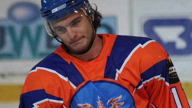 Hokejista Branislav Rehuš.