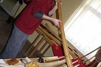 Jedna z největších píšťal – didgeridoo.
