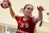 Mladá veselská křídelnice Nikol Soldánová se dostala do výběru juniorské reprezentace pro kvalifikační turnaj v Hodoníně.