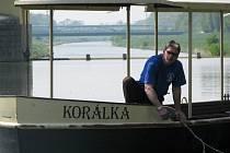 Loď Korálka