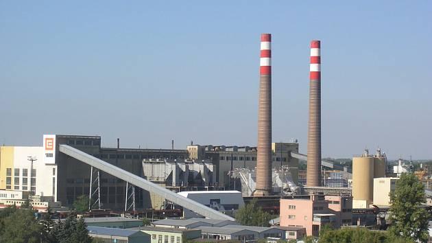 Hodonínská elektrárna