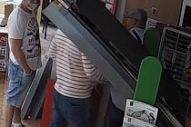 Z pokladny zmizelo sedmdesát tisíc korun.