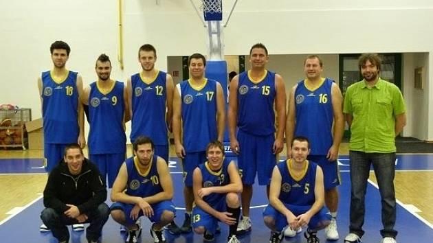 Basketbalisté Kyjova se po osmi zápasech drží na čele OP 1.