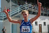 Hodonínský běžec Filip Sasínek úspěšně nakročil do nové sezony. Mladý atlet stále živí naději na účast na olympijských hrách v Riu de Janeiru.