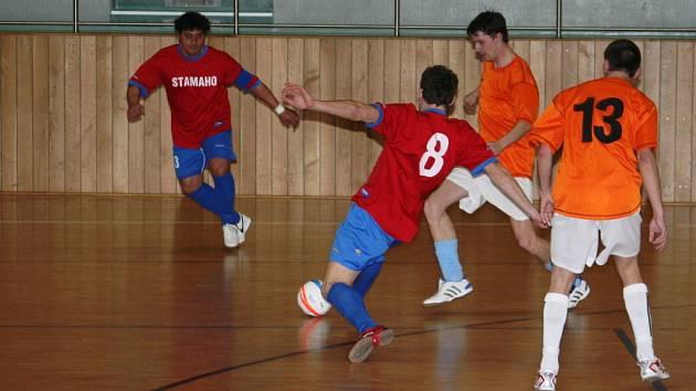 Futsal: Strážnice - Hodonín