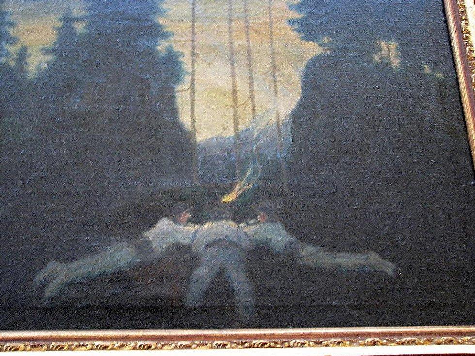 Hodonínská galerie představuje slovenské umění.