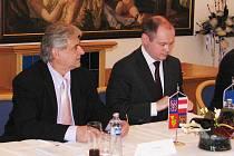 Krajská rada jednala v Hodoníně.