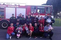 Sbor dobrovolných hasičů Syrovín.