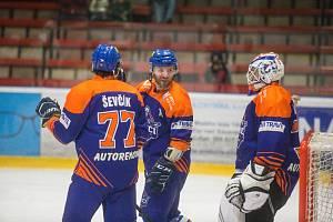 Hodonínští hokejisté zahájí ligový ročník proti Valašskému Meziříčí.