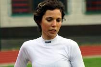 Hodonínská běžkyně Sylva Škabrahová skončila na prestižním mítinku ve švýcarském Curychu čtvrtá.