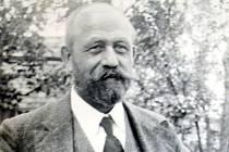 Portrét Jano Köhlera z roku 1933
