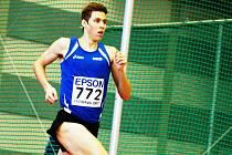 Zlatou medaili mezi juniory v závodě na osm set metrů získal Patrik Sasínek, který triumfoval v čase 1:59,83 minuty.
