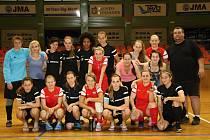 Hodonínské futsalistky skončily na domácím mistrovství České republiky sedmé. V závěrečném zápase zdolaly Sokol Vysočany 3:2 na penalty.