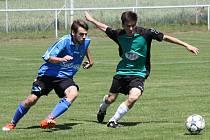 Fotbalisté Ratíškovic v úvodu ové sezony uspěli v Dražovicích, kde zvítězili přesvědčivě 3:0.