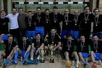 Absolutním vítězem devatenáctého ročníku AHORN ligy jsou borci ze Zweigeltrebe.