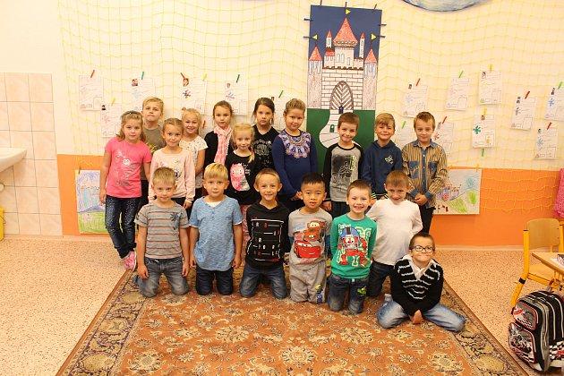 Žáci 1.Aze Základní školy vDubňanech.