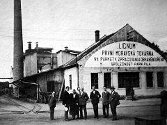 Z malé pily vyrostla firma Lignum. V roce 1930 měla společnost na výrobu parket, dřevěného řeziva i paliva dokonce 400 zaměstnanců.