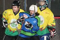Hokejbal, Regionální liga: Sudoměřice – Dolní Bojanovice